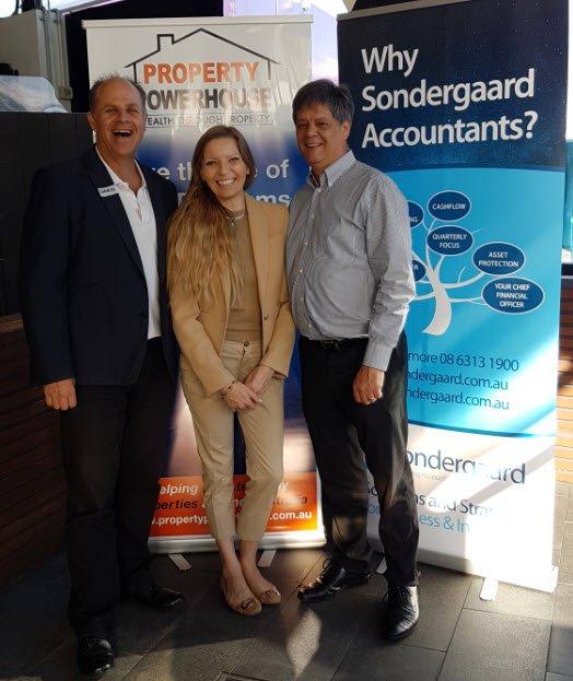 Property Investor Social Event – Perth 23-11-18